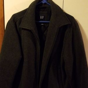 Men's wool coat size M